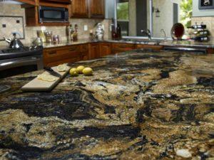 Quartz--volcano-granite